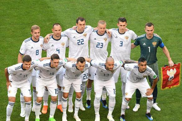 Сборная России по футболу поднялась на 46-е место рейтинга ФИФА. 402309.jpeg