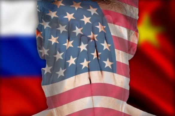 Вашингтону посоветовали поссорить Россию и Китай. 394310.jpeg