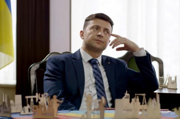 Около трети россиян выражают поддержку Зеленскому. 402310.jpeg