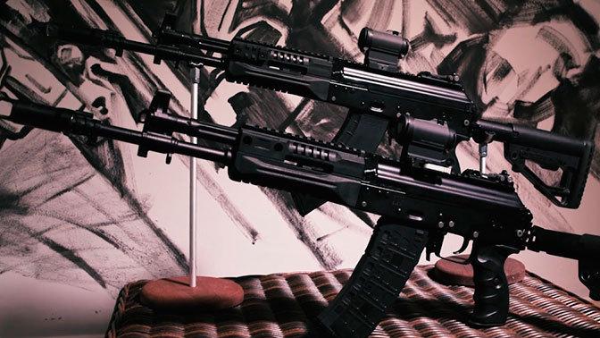 На Параде Победы в руках у военнослужащих будут новые АК-15. 403310.jpeg