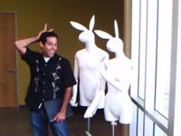 Военная прокуратура ищет у музыкантов костюмы кроликов