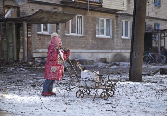 На Донбассе коллапс. ОБСЕ не в курсе?. Гуманитарная катастрофа в Донбассе, война на востоке Украины
