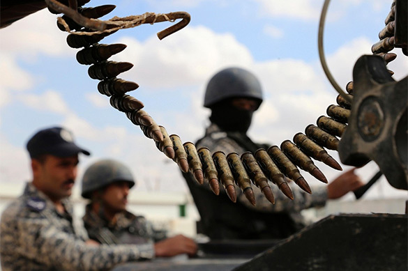 Асад заявил, что иорданские войска собрались в Сирию