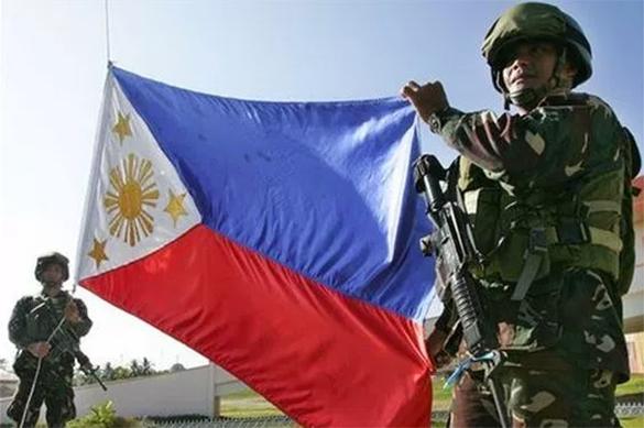 Россия поставит оружие на Филиппины