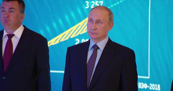 Путин поручил выделять вгоспрограммах Дальний Восток