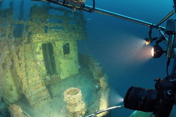 ВПортугалии археологи отыскали обломки затонувшего 400 лет назад корабля