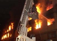 На Алтае закрывают пожароопасные дома престарелых и больницы