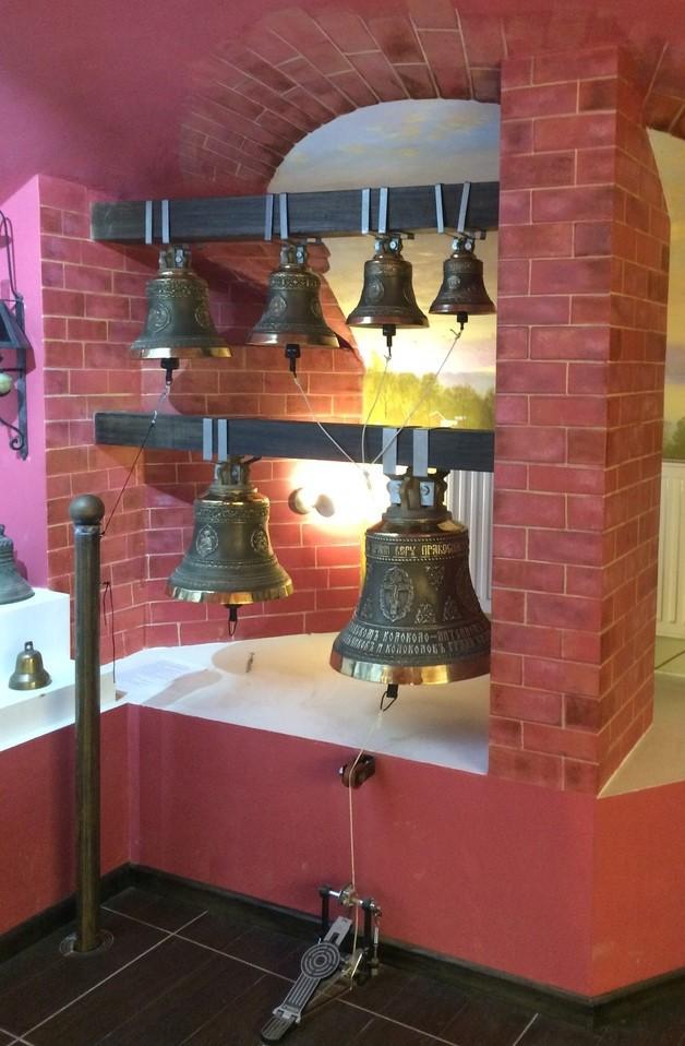 Касимовский музей колоколов: Не любо — не слушай, а звенеть не мешай. 409312.jpeg