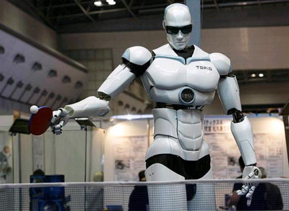 Гендиректор FANUC Russia: Россиянам предстоит рывок к роботехнике. робот