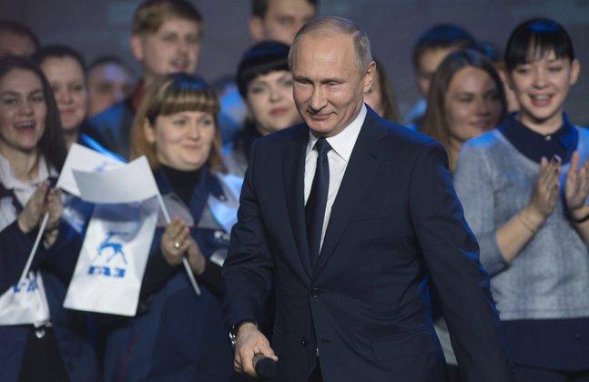 Путин не против участия спортсменов в Олимпиаде-2018. Путин не против участия спортсменов в Олимпиаде-2018