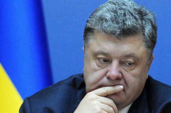 Порошенко уличили в незаконной торговле конфетами в Приднестровье. Порошенко уличили в незаконной торговле конфетами в Приднестровь