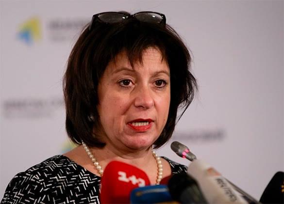 Министр финансов Украины отказалась говорить по-русски. 320314.jpeg