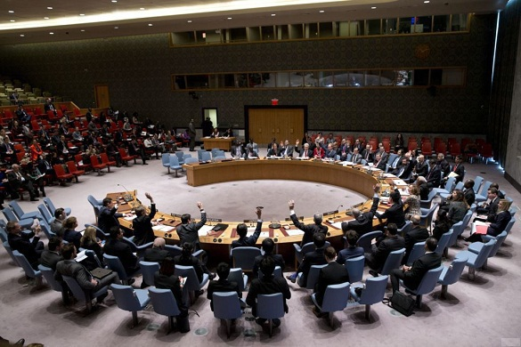 СБ ООН заблокировал проект резолюции с осуждением обстрела посольства РФ в Сирии. СБ ООН заблокировал проект резолюции с осуждением обстрела посол