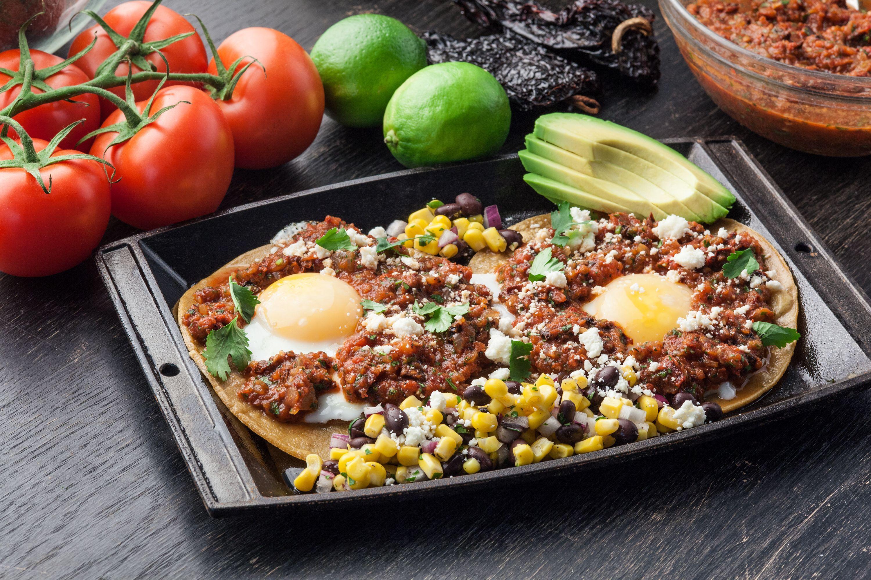 Viva La Mexico! Популярные мексиканские блюда, которые можно приготовить дома. Мексика уэвос Ранчерос