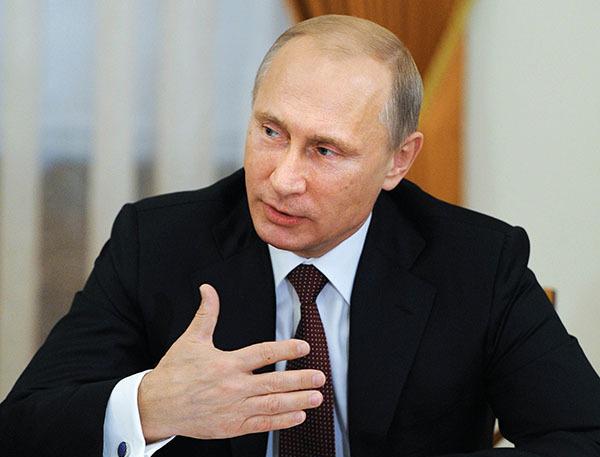 Путин о косовском вопросе: Россия дружбой не торгует.