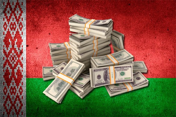 РФ предоставит Беларуси 700 млн дол кредита на10 лет