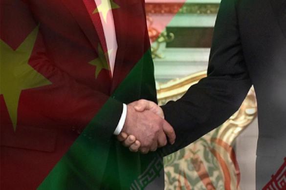 Пекин и Тегеран договорились дружить против Вашингтона. 392315.jpeg