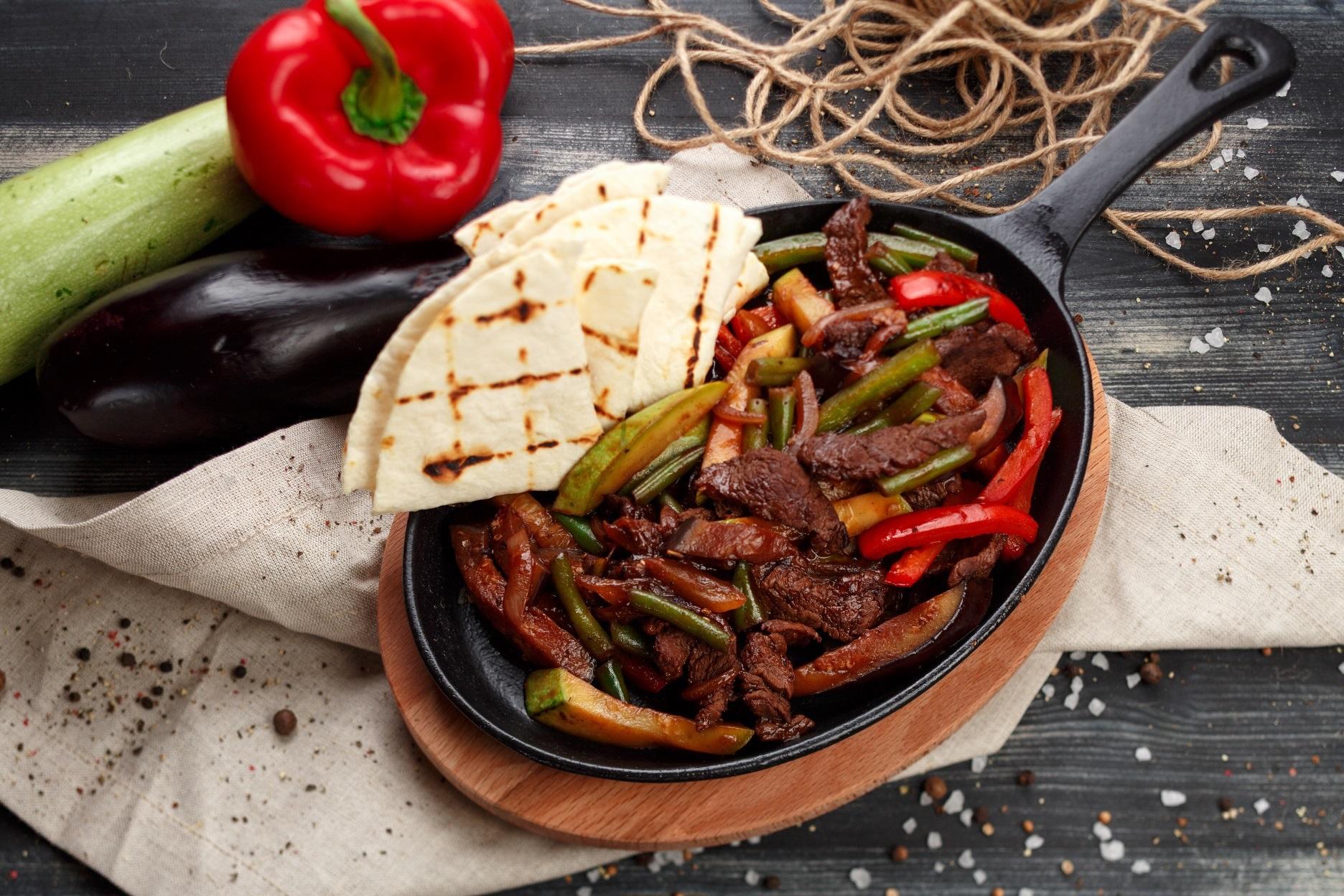 Viva La Mexico! Популярные мексиканские блюда, которые можно приготовить дома. Мексиканский фахитос