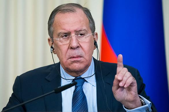Лавров: Россия не будет просить снять с нас санкции. Лавров: Россия не будет просить снять с нас санкции