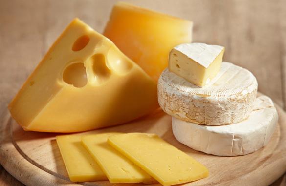 Любители сыра меньше подвержены инфарктам и инсультам. Любители сыра меньше подвержены инфарктам и инсультам