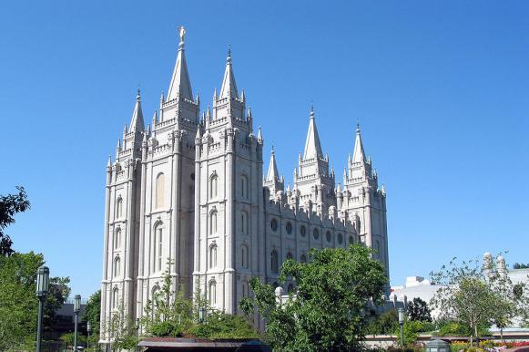 В России началось строительство мормонских храмов. В России началось строительство мормонских храмов