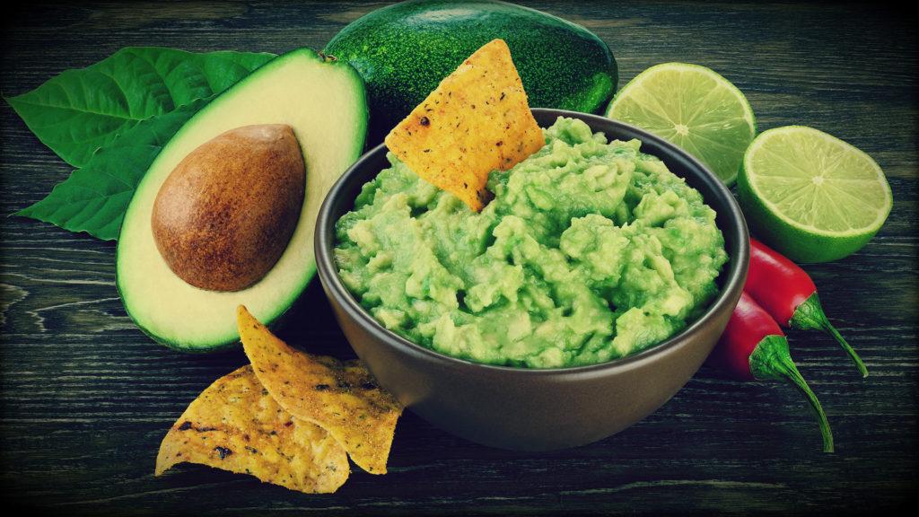 Viva La Mexico! Популярные мексиканские блюда, которые можно приготовить дома. Мексиканский соус гуакамоле