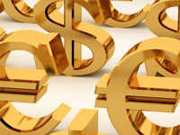 Международные резервы за неделю снизились на 2,8 млрд долларов