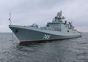 Зарубежные страны готовы закупить новые российские фрегаты