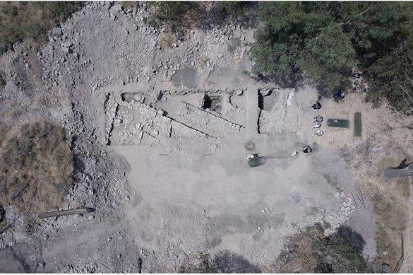 Библейскую деревню апостолов Петра и Андрея обнаружили в Израиле. 373317.jpeg