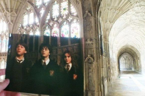 Британцы запустили круиз по местам из романа о Гарри Поттере. Британцы запустили круиз по местам из романа о Гарри Поттере