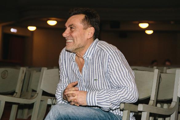 Евгений Марчелли - человек  из