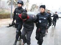 В китайском Урумчи ввели комендантский час
