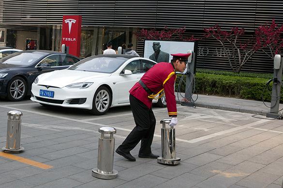 Американский производитель электромобилей отзывает в Китае шесть
