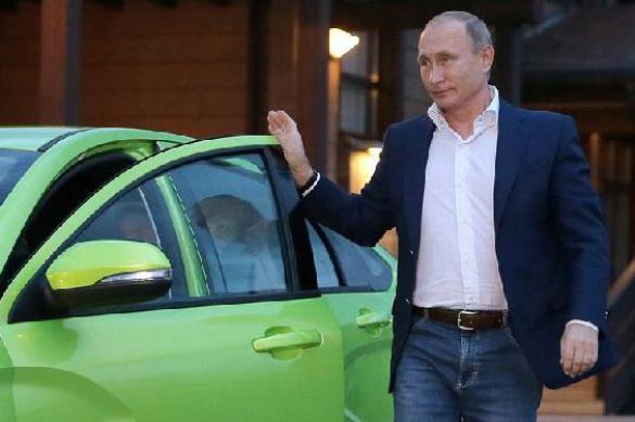 Путина вынудили не проводить инаугурацию с
