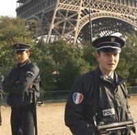 Студенты устроили погром в Париже