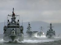 Подозрительное судно КНДР движется в сторону Мьянмы