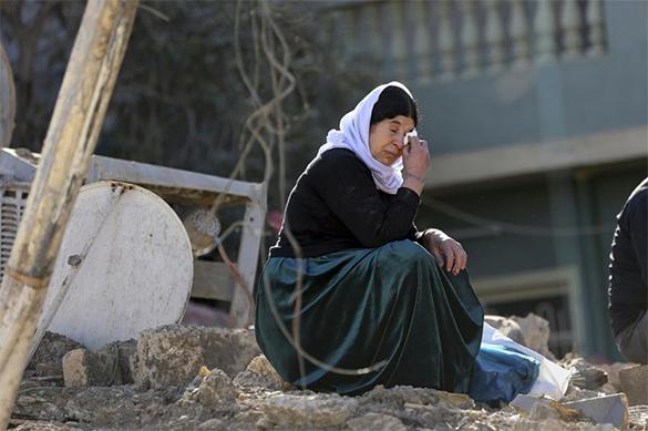 Экс-помощник Генсека ООН: убийство мирных жителей Ирака должны р