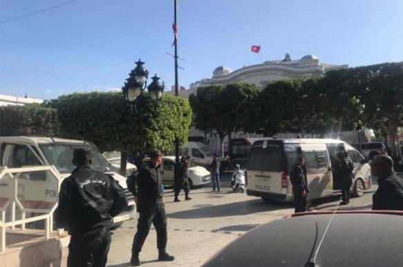 В столице Туниса растет количество пострадавших при взрыве. 394319.jpeg