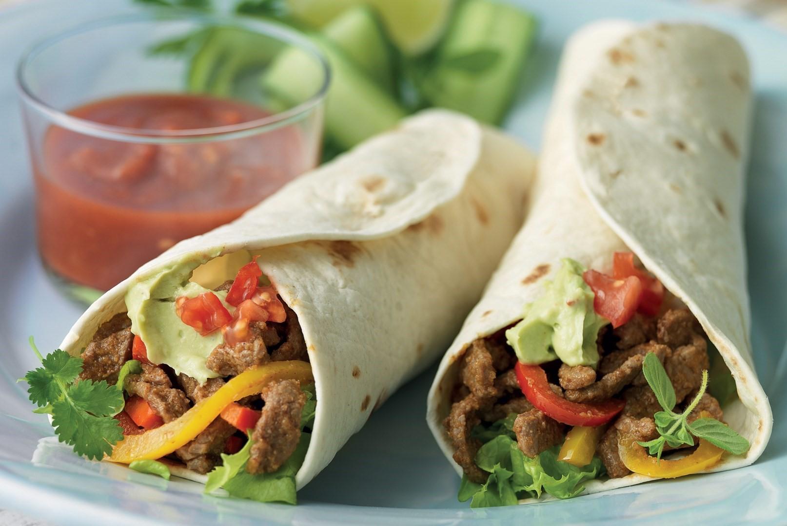 Viva La Mexico! Популярные мексиканские блюда, которые можно приготовить дома. Бурито
