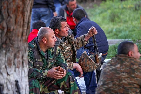Нагорный Карабах: системная война, приближающая третью мировую