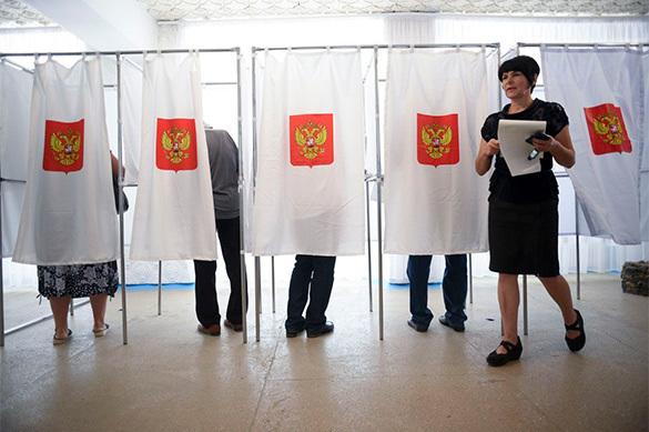 Путин впервые поучаствует в муниципальных выборах. Путин впервые поучаствует в муниципальных выборах