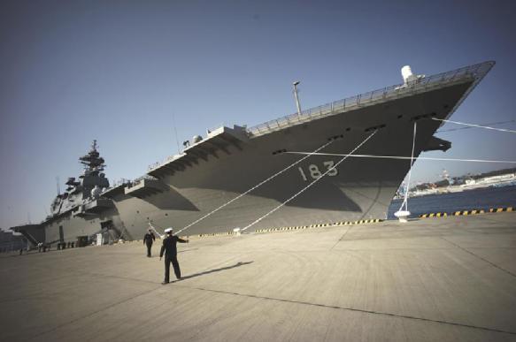 Япония потратит астрономическую сумму на оборону в течение пяти лет. 396320.jpeg