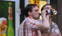 Исследование: в Британии дети выпивают по 5,7 млн литров пива в неделю. Фото ИТАР-ТАСС