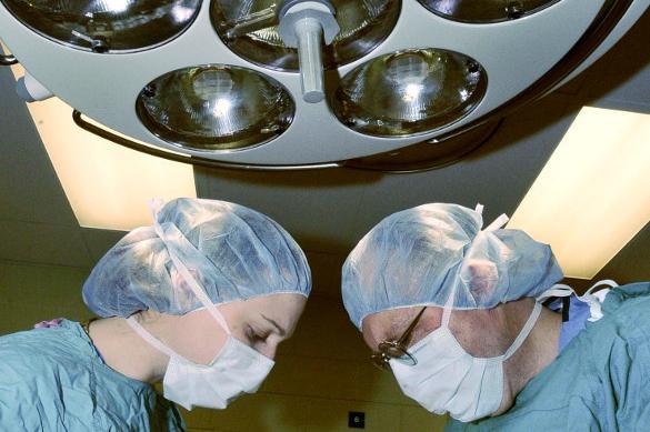 Малыша убила навязанная операция от отита