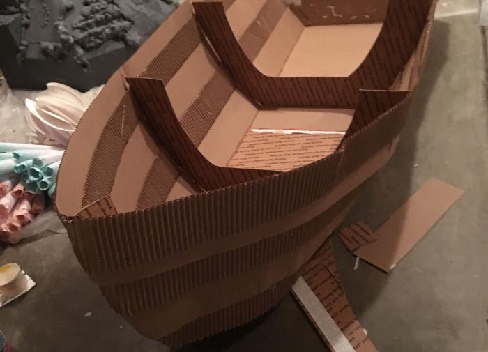 Cardboard Boat Museum