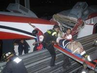 Жертвами железнодорожной катастрофы в Египте стали 18 человек