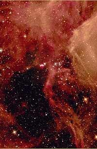 Галактику поместили в пробирку