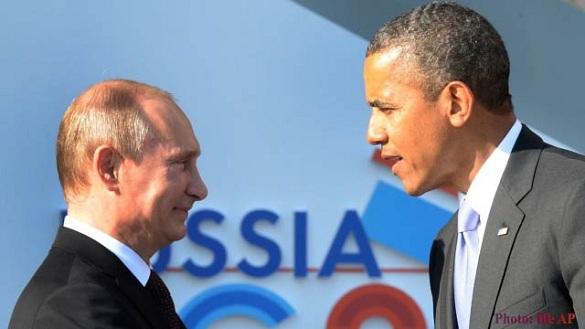 Секретарь президента РФ: Путин с Обамой обменялись рукопожатиями, а не разговорами. 303323.jpeg