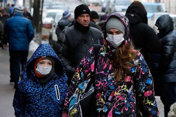 Гонконгский грипп косит горожан страшнее свиного