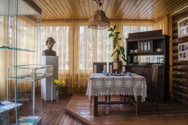 Музеи наукограда Королёв – космос культурного наследия. Цветаевская веранда